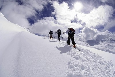 外国人登山者って多いのでしょうか?