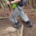 縦走登山中に膝が痛くなった時の対処法と痛みの予防