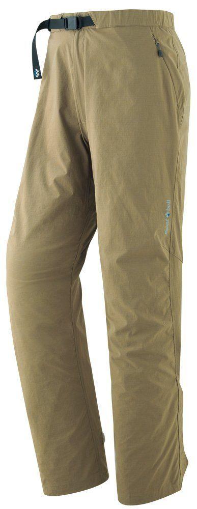 夏登山で履くパンツ・ズボンの選び方は?