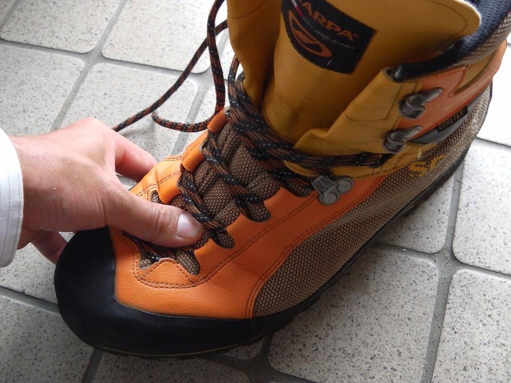 登山靴の寿命はどれくらい?10年とか使えるのか?