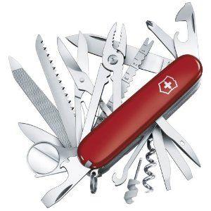 おすすめ登山用ナイフをチェック!こんなにたくさんの機能は使わないが・・・