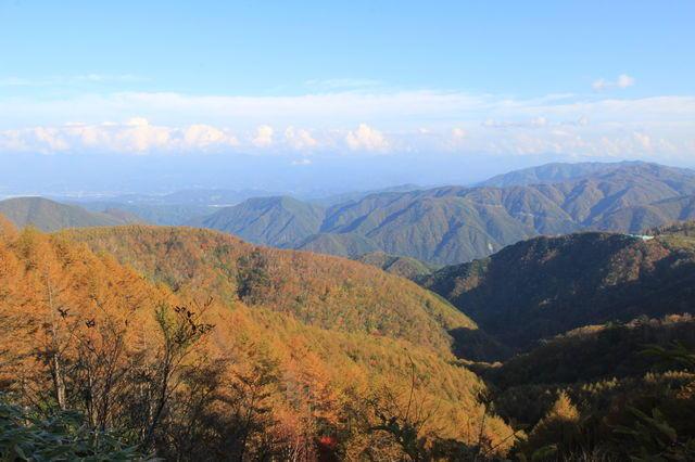 秋の富士見
