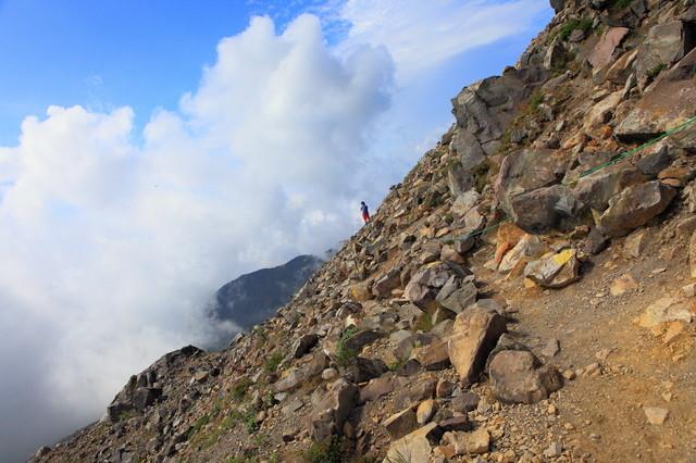 私が登山する目的とは?そこに山があるから的な理論
