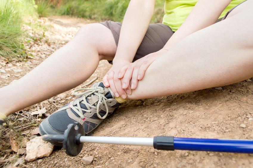 登山中の打撲・ねんざ・骨折の応急基本原則はRICE(ライス)